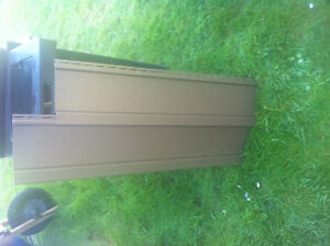 30 pcs 10 feet long of board& batten siding new