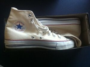 Converse All Star Basketball Chuck Taylor Canvas Hi-Cut White