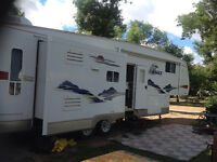 2007 Jayco eagle 5th wheel Rv