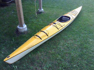 Swift North Sea Kayak Kevlar 17'