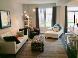 Ancaster Three-Bedroom Townhouse for Rent, Available in July