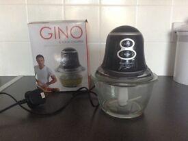 Gino D'acampo 1L food chopper