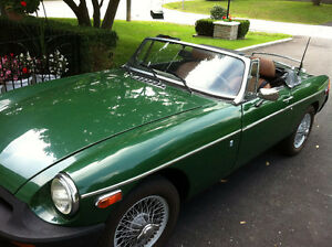 MGB Looking for New Home, Nowhere to Store