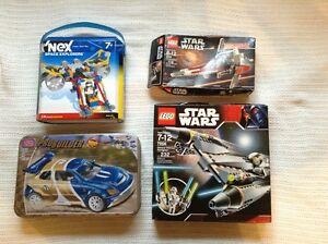 """FS: """"Retired"""" Star Wars Lego, Mega Bloks & K'Nex (BNIB)"""