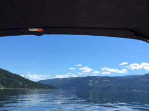 RV Lot in Sicamous