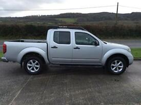 2005 55 NISSAN NAVARA 2.5 DCI OUTLAW AUTOMATIC NO VAT
