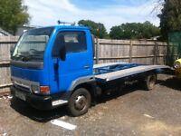 Nissan cabstar E110 max lwb 3.0 diesel recovery truck 2001 y reg