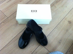 Bloch black tap shoes-size 11.5 Strathcona County Edmonton Area image 3
