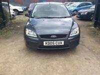 Ford Focus 1.4 2005MY LX. HPI clear low mileage nice clean car ideal first car