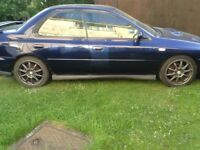 Subaru Impreza WRX Import. £2000 ONO, Sensible offers