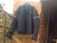 Spada motorcycle jacket xl.