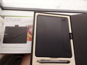 Wacom Intuos Touch Digital Photo Editing Tablet, brand new! $70
