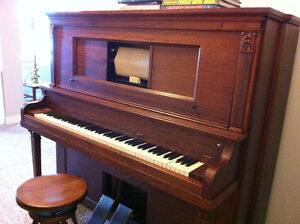 Heintzman & Co. Grand Player Piano