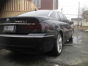 2006 BMW 750 LI. VERY RARE PARTIAL TRADE