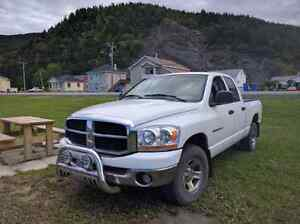 Dodge Ram 1500 4x4