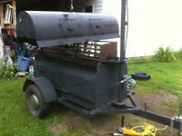 Looking for welder to do some work on a old pig roaster