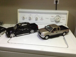 1/18 diecast cars trucks Cadillac Escalade fast and the furious