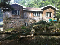 Chalet for sale Waterfront *Reduced price* Negotiable