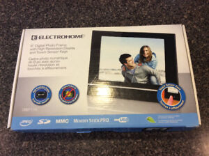 Electrohome Digital Photo Frame