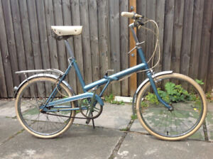 WTB; a Rusted Disposable Adult Bike