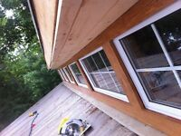 Siding and aluminum installer