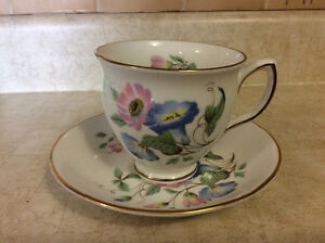 Chatsworth cup and saucer #632 made in England
