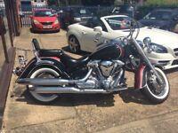 Ride Away Today Stunning Yamaha XV Wild Star 1600cc Cruiser Not Harley Davidson Chopper Bobber