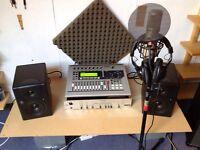 Pro home recording studio for sale !