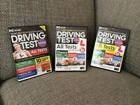 ALL TESTS DRIVING TEST 2007/2008/2011