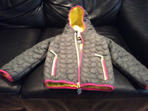 MCKINLEY WINTER/COLUMBIA FALL JACKETS FOR KIDS