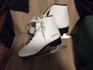 New, worn only once 2 year old Schwinn woman skates size 8,  $30