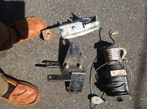 Winch and trailer parts