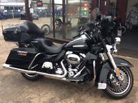 😎 Harley Davidson Electraglide Ultra Limited Edition 103 cu inch