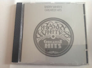Barry White's Greatest Hits - CD Music