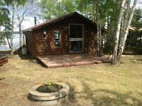 Lakefront Cabin for Sale