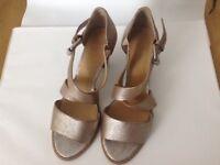 Ladies Footglove Shoes