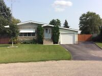 House for Sale by original owner, Stonewall, Manitoba