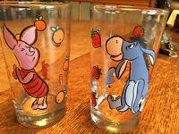 2 verres DISNEY   pour collectionneur  ET  AUTRES