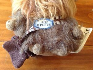 Star Wars Chewbacca Talking Plush Clip on, New Windsor Region Ontario image 2