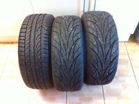 """215 45 17 17"""" tyre nearly new £25 each lexus is200 bmw audi vw mercedes honda"""