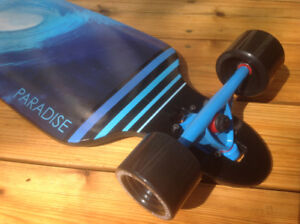 Paradise Longboard 'Barrel Wave' BRAND NEW