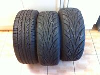 """215 45 17 17"""" tyre nearly new £25 each lexus is200 bmw audi vw mercedes honda vw"""