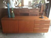 McIntosh Sideboard with Atomic Legs
