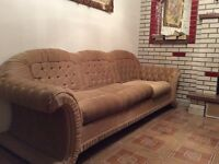 Couches set of 3