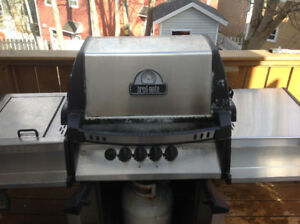Broil Mate BBQ  (new burner and grids last year)