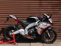 Aprillia RS4 125 2015 Only 7727miles. Nationwide Delivery Available *Credit & Debit Cards Accepted*