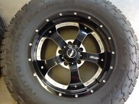 "35"" Nitto Terra Grapplers"