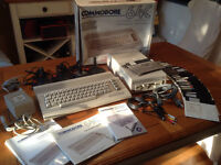 Commodore 64 Pkg w/ Disk Drive & Software, Tested & Working
