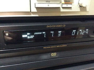 Sony DVP-NC615 5 Disc DVD /CD player London Ontario image 5