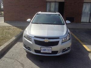 2014 Chevrolet Cruze 2LT Sedan RS package